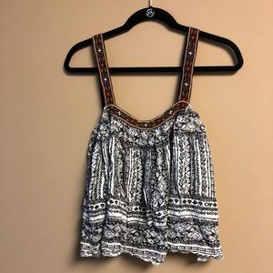 UO Embroidered Tank